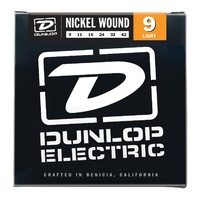 DUNLOP 9-42 ELECTRIC STRINGS