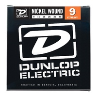 DUNLOP 9-46 ELECTRIC STRINGS first thumb image