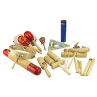 Drumfire 17-Piece Hand Percussion Set
