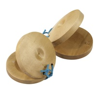 Drumfire 5cm Wooden Finger Castanets