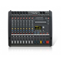Dynacord PowerMate Compact Mixer 8-Channel; 2x 1000W Amp; 4x Mic/Line,2x Mic/Stereo-Line
