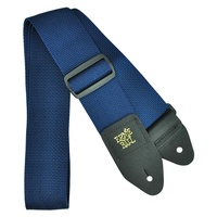 Ernie Ball Navy Blue Polypro Guitar Strap