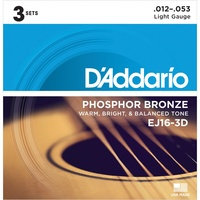 D'ADDARIO 85/15 LIGHT
