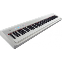 Roland FP-30 Portable Digital Piano - White