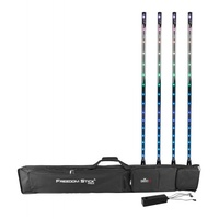 Freedom Stick 4 Pack 1.5m Tall Freestanding Light Pack of 4 units