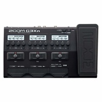 ZOOM G3XN GUITAR EFFECTS & AMP SIMULATOR