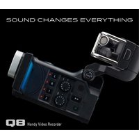 ZOOM Q8 HANDY VIDEO RECORDER first thumb image