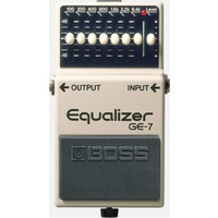 BOSS GE7 Graphic Equalizer