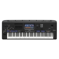 YAMAHA GENOS 76-NOTE DIGITAL WORKSTATION KEYBOARD first thumb image