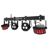 Gig Bar Flex 3-In-One DJ Lighting Effects System