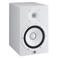 YAMAHA HS8 WHITE ACTIVE MONITOR SPEAKER