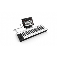 iRig Keys PRO - Universal portable keyboard controller for iPhone, iPad, iPod touch and Mac/PC.