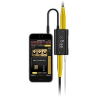 iRig 2- Analogue Guitar/Bass interface for iOS & Android