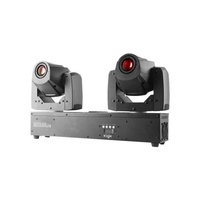 Intimidator Spot DUO 155 Dual Moving Head Spot 2 x 32 Watt LED
