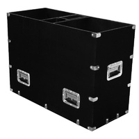 Intellistage Accessory case for ISE1CB with 1x1m platforms for risers, skirts and other accessories.