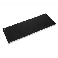 Intellistage 1m x .5m Carpet Finish Stage Platforms (single pack).