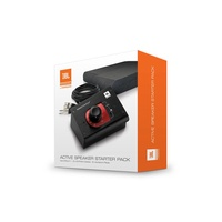 JBL-ACTPACK Nano Patch+ Bundle incl Cables & Speaker Isolation Pads