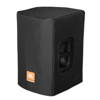JBL-PRX412MCVR Protective Cover for PRX412M Black Cover with White JBL Logo