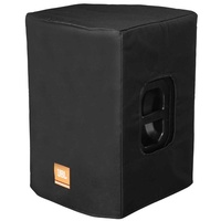 JBL-PRX415MCVR Protective Cover for PRX415M Black Cover with White JBL Logo