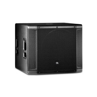 JBL-SRX818SP Subwoofer System Powered; 1000W featuring Crown Amplification