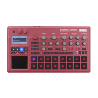 Electribe2 Sampler Music Production Station   RED