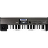 KORG Krome 61 Workstation Synthesizer, 61 Key EX
