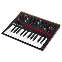 Monologue monophonic analog synthesizer black