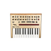 Monologue monophonic analog synthesizer gold
