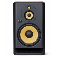 "ROKIT Gen4 Studio Monitor 10"" Class D Powered; Kevlar Drivers; Onboard DSP"