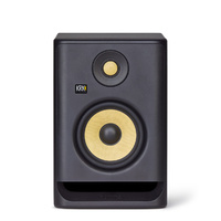"ROKIT Gen4 Studio Monitor 5"" Class D Powered; Kevlar Drivers; Onboard DSP"