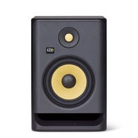 "ROKIT Gen4 Studio Monitor 7"" Class D Powered; Kevlar Drivers; Onboard DSP"