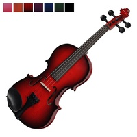 Steinhoff 1/2 Size Beginner Student Violin with Case
