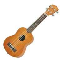 Lorden '1 Series' Mahogany Electric Soprano Ukulele with Gig Bag