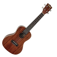Mojo '60 Series' Solid Mahogany Top Concert Ukulele with Gig Bag
