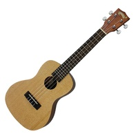 Mojo '80 Series' Solid Spruce Top Electric Concert Ukulele with Gig Bag