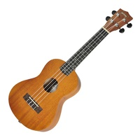 Mojo '10 Series' Mahogany Electric Concert Ukulele with Gig Bag