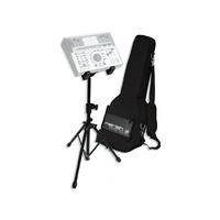MERISH STAGE STAND AND GENIUNE CARRY GIG BAG