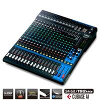 YAMAHA MG20XU 20 CHANNEL MIXER WITH EFFECTS AND USB
