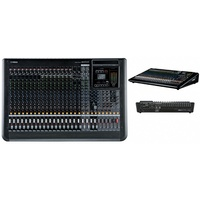 YAMAHA MGP24X 24 CHANNEL MIXING CONSOLE with iPhone Control