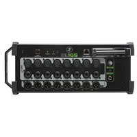 Mackie 16-Channel Wireless Digital Live Sound Mixer with Built-In Wi-Fi for Multi-Platform Control