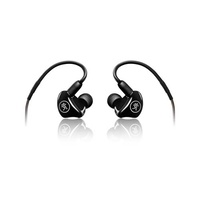 Mackie Dual Hybrid Driver Professional In-Ear Monitors