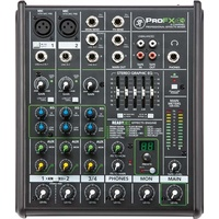 Mackie PROFX4 v2 4-channel Professional Effects Mixer