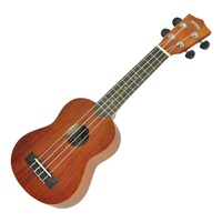Mojo '10 Series' Soprano Mahogany Ukulele with Gig Bag