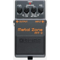 BOSS MT2 Metal Zone