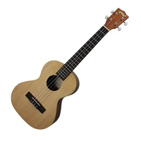 Mojo '80 Series' Solid Spruce Top Tenor Ukulele with Gig Bag