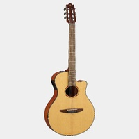 Yamaha NX Series NTX1-NT Nylon String Acoustic-Electric Guitar - Natural Finish