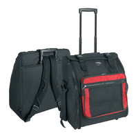 CNB (120) ACCORDION BAG W/WHEE