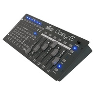 Basic 36 Channel DMX Controller suitable for 6 channel fixtures