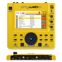OKYWEB 4 MIDI File Mp3 Backing Track Player