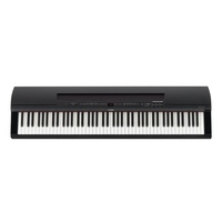 YAMAHA P255B DIGITAL PIANO BLACK